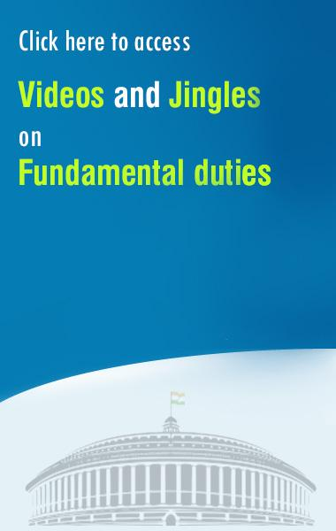 Click here to access the Videos and Jingles on Fundamental duties